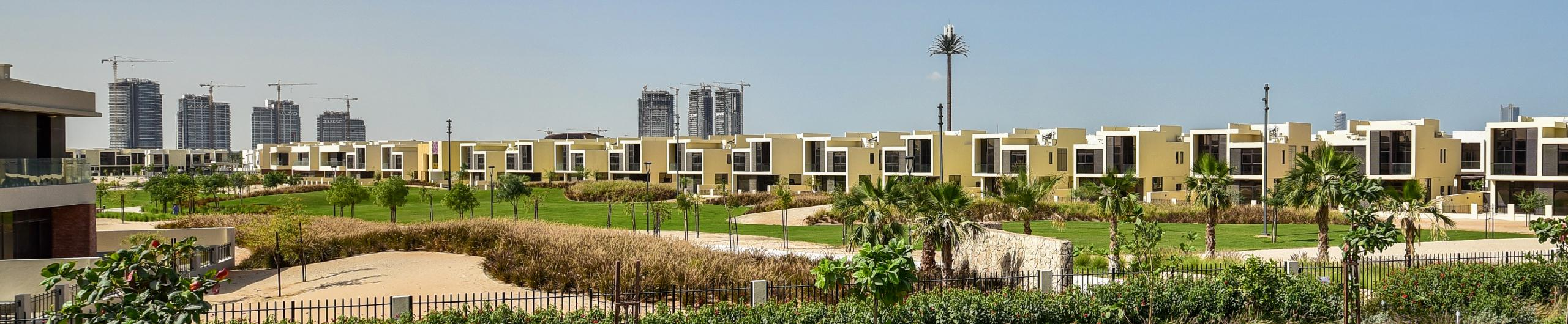 Damac Hills by Dubai Properties