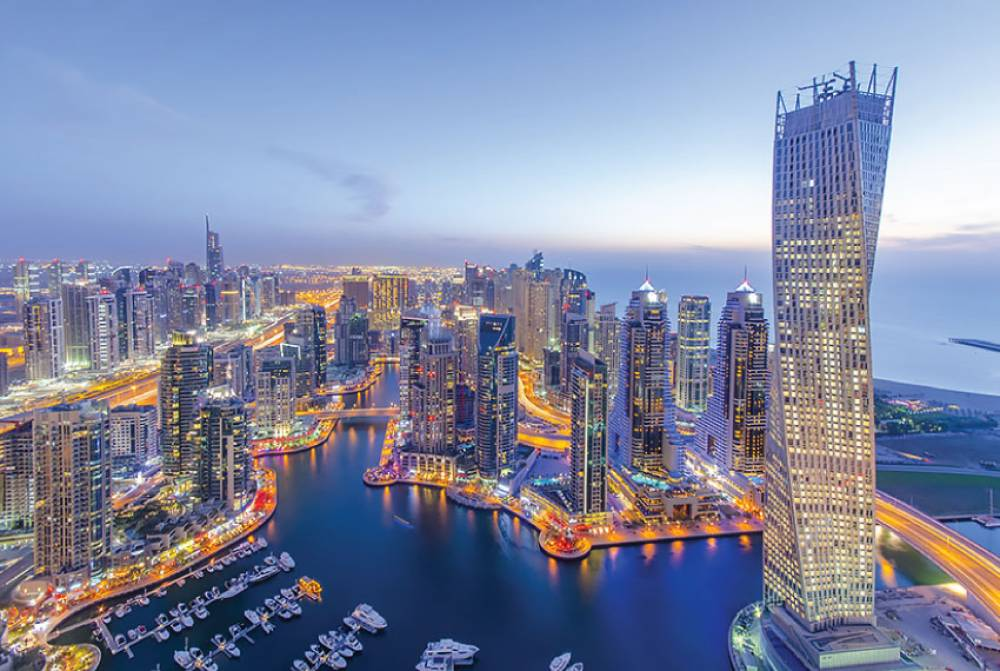 10 Most remarkable skyscrapers in Dubai